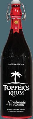 Medium topper s mocha mama rum 400px