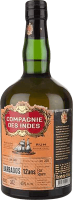 Medium compagnie des indes barbados 12 year rum 400px