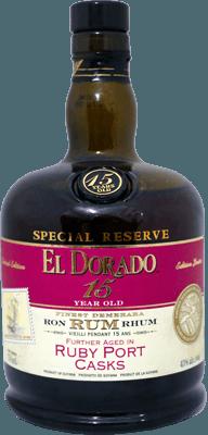 Medium el dorado 15 year special reserve ruby port cask rum 400px