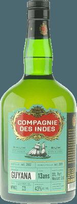 Medium compagnie des indes guyana 2002 13 year rum 400px