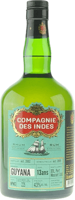 Medium compagnie des indes guyana 2002 13 year rum 400px