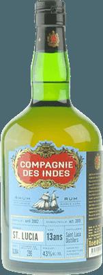 Medium compagnie des indes st. lucia 2002 13 year rum 400px
