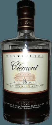Medium clement 8 year rum 400px