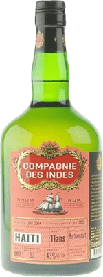 Medium compagnie des indes haiti barbancourt 11 year rum 400px