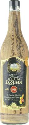 Dzama vieux 10 rum 400px