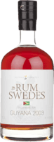Swedes 2003 Guyana rum