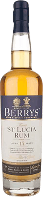 Berry s st lucia 14 year rum 400px