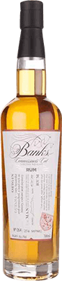 Medium banks guyana connoisseur s cut 56.46  rum 400px