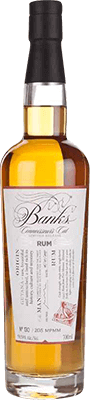 Medium banks guyana connoisseur s cut 59.58  rum 400px