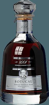 Medium diplomatico botucal 2001 single vintage rum 400px