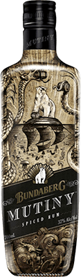 Bundaberg mutiny rum 400px