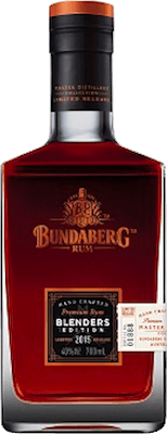 Medium bundaberg master distillers blenders edition 2015 rum 400px