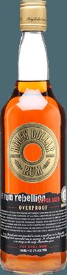 Medium holey dollar overproof rum 400px