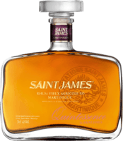 Small saint james quintessence rum 400px