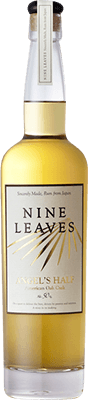 Medium nine leaves angel s half american oak rum 400px
