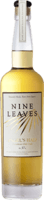 Small nine leaves angel s half american oak rum 400px
