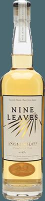 Medium nine leaves angel s half french oak rum 400px