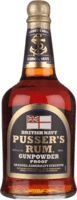 Small pusser s gunpowder proof rum 400px