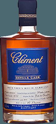 Medium clement single cask blue moka  rum 400px
