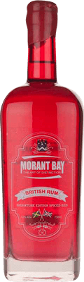 Medium morant bay spiced red rum 400px