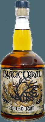 Medium black coral spiced rum 400px