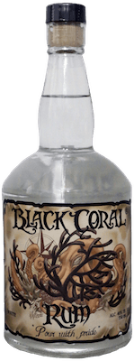 Black Coral Light rum
