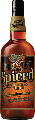 Medium george street spiced rum 400px