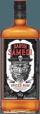 Medium baron samedi spiced rum 400px