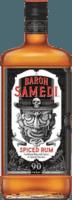 Small baron samedi spiced rum 400px