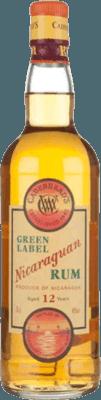 Medium cadenhead s nicaraguan green label 12 year