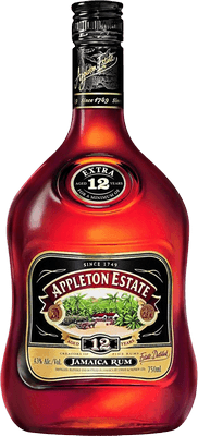 Medium appleton estate 12 year rum