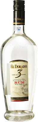 Medium el dorado 3 year rum