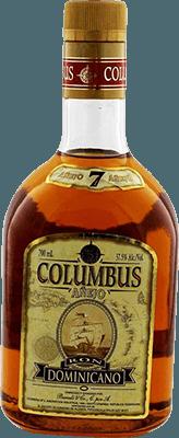 Medium columbus anejo 7 year rum 400px