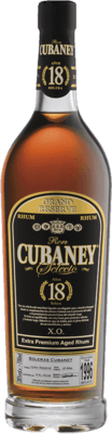 Medium cubaney solera grand reserve selecto 18 year
