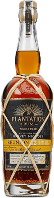 Medium plantation reunion single cask 12 year
