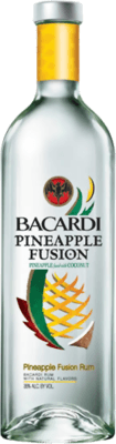 Medium bacardi pineapple fusion