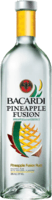 Small bacardi pineapple fusion