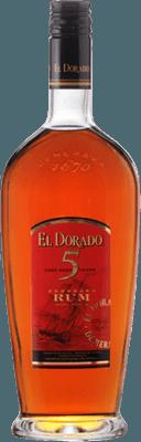 Medium el dorado 5 year rum