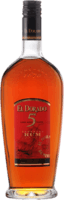 Small el dorado 5 year rum