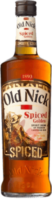 Medium old nick spiced golden