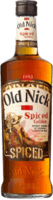 Old Nick Spiced Golden rum