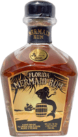 Small njoy spirits florida mermaid rum
