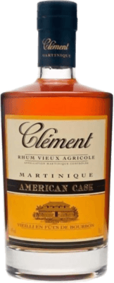 Medium clement american cask