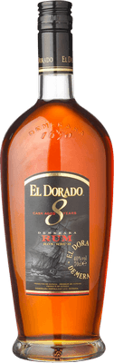 Medium el dorado 8 year rum
