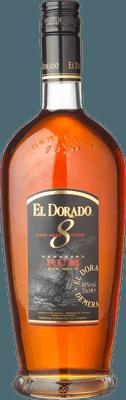 Medium el dorado 8 year rum