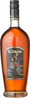 Small el dorado 8 year rum