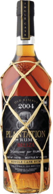 Medium plantation single cask belize 2004 port finish