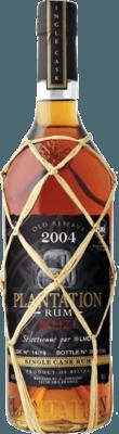 Medium plantation single cask belize 2004 port finish