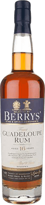Berry s guadeloupe 16 year rum 400px
