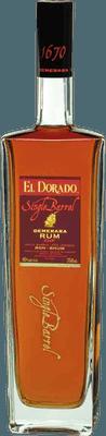 Medium el dorado ehp single barrel rum